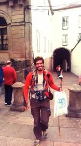 Peregrino turista!!!