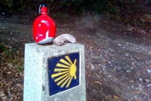27sima tappa: +22km da Santiago de Compostela. Negreira.