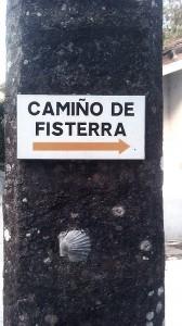 Fisterra (Gallego per Finisterre)